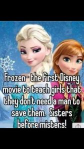 Frozen - Sisters before Misters
